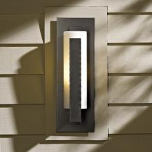 Hubbardton Forge 307285-SKT-10-ZX0066 - Forged Vertical Bars Small Outdoor Sconce