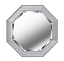 Kenroy Home 60454GAL - Octagon Wall Mirror