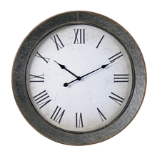 Kenroy Home 65071GAL - Wall Clock