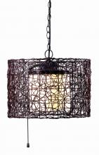 Kenroy Home 93393BRZ - 1 Light Pendant