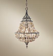 Feiss F2799/1RI - 1 - Light Mini Chandelier