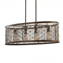 Generation Lighting - Feiss F3047/4CSTB - 4 - Light Chandelier