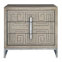 Uttermost 25369 - Uttermost Devya Gray Oak Accent Chest